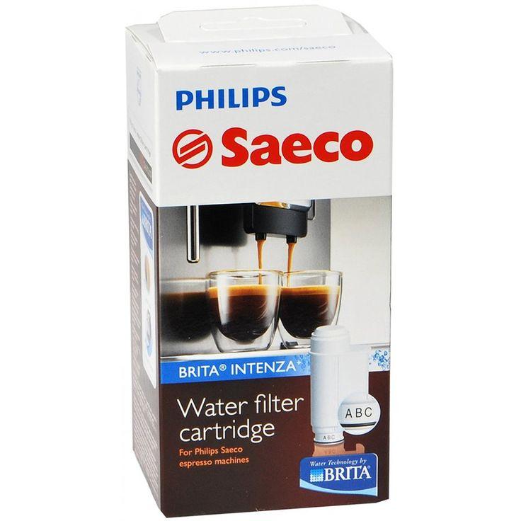 Cartouche filtrante Intenza pour machines à espresso Saeco