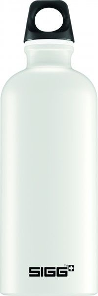 SIGG Bottles - 0.6L White Touch Classic Traveller