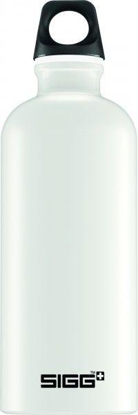 SIGG Bottles - 0.6L White Touch Classic Traveller