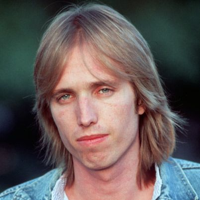 Too many layers on fine hair = Tom Petty Hair