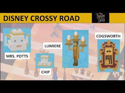 Disney Crossy Road Lumiere, Cogsworth, Mrs Potts, Chip (Beauty and the Beast) - http://beauty.positivelifemagazine.com/disney-crossy-road-lumiere-cogsworth-mrs-potts-chip-beauty-and-the-beast/ http://img.youtube.com/vi/hdCsDGosz1s/0.jpg