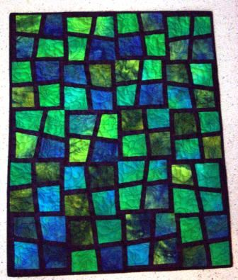 117 best STAINED GLASS QUILTS images on Pinterest | Glass, Carpets ... : stained glass window quilt pattern - Adamdwight.com