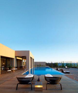 Costa Navarino, Greece - Travel & Leisure Hottest Travel Destinations of 2012