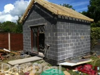 Bricklayer/builder available (certified)