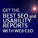 keyword research and Web CEO Online SEO Tools