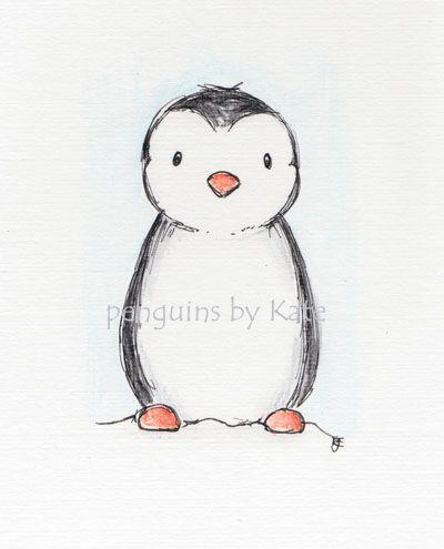 Penguins by Kate Elford