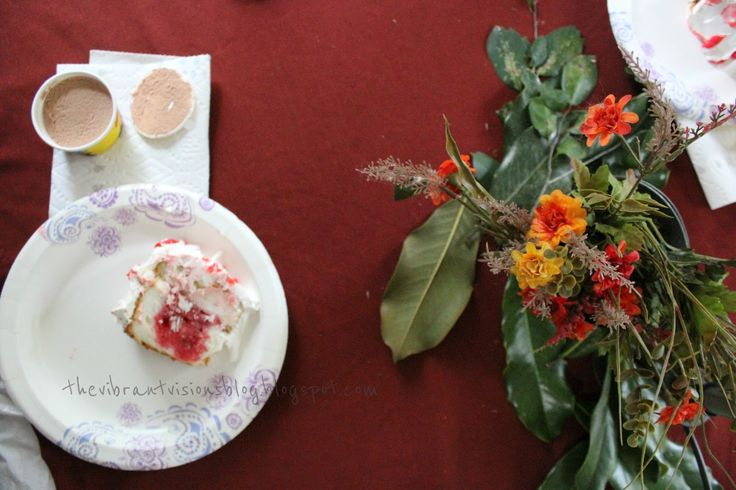 For my grandmother's birthday I did an apple orchard-themed party to go with the fall season. It was supposed to be a lovely, outdoor din...