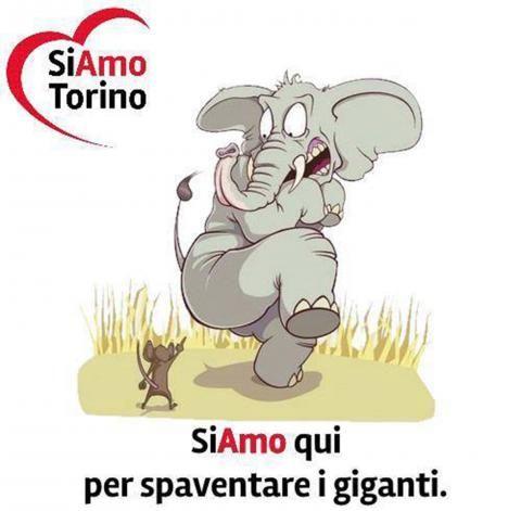 Ve lo avevamo già detto il Nostro primo #grazie? #SiAmoTorino con il #candidato #Sindaco #GuglielmodelPero #elezioniTorino #Torino2016 #torinesi #amministrative2016 #comunali2016