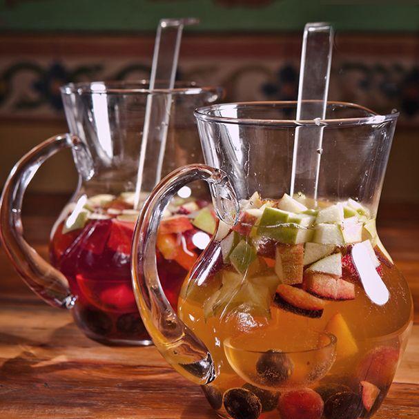 Sangria ou Clericot? Aprenda a fazer bebida à base de vinho com toque especial de frutas