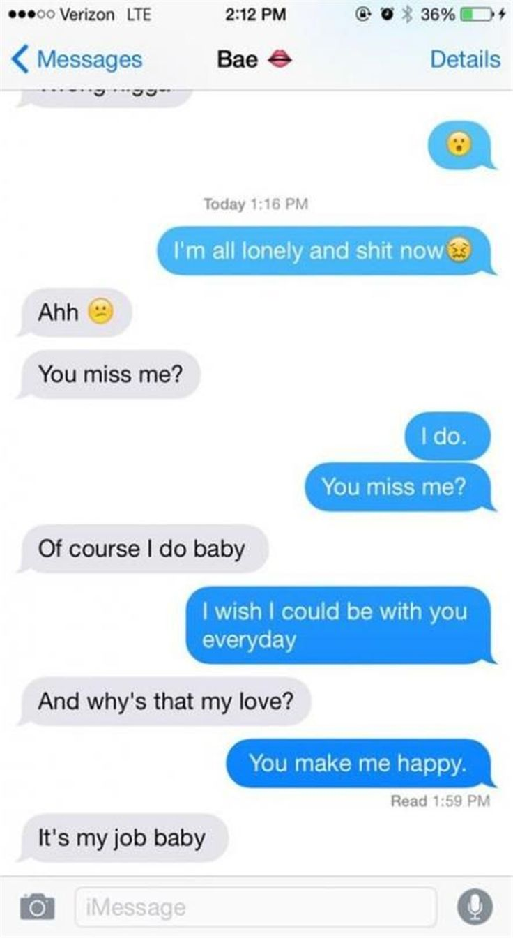 50 The Sweetest Couple Goal Texts To Make You Wanna Fall In Love Now – Page 42 of 50