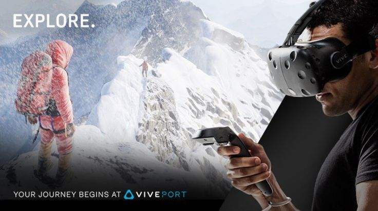 #VR #VRGames #Drone #Gaming HTC's partnership with Valve has given its users very seamless access to grabbing VR games on the Steam retailer, but Vive is increasingly looking to distinguish.. access, distinguish, games, grabbing, HTC39s, increasingly, partnership, seamless, STEAM, store, users, Valve, vive, VR, VR Pics #Access #Distinguish #Games #Grabbing #HTC39S #Increasingly #Partnership #Seamless #STEAM #Store #Users #Valve #Vive #VR #VRPics https://datacracy.com/h