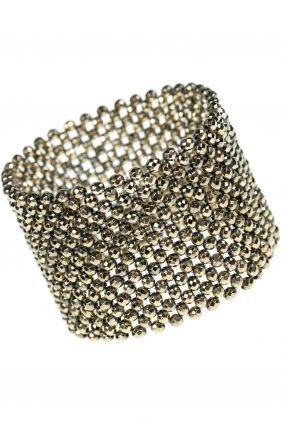 AMOROUS TWINKLE Manschette Material: Hämatit