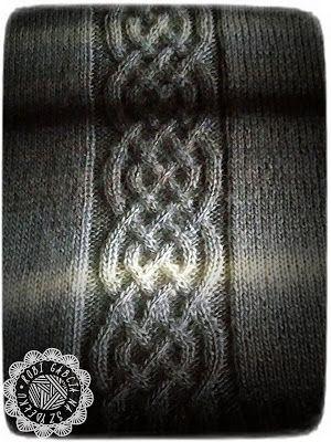 Robi Gabcia Na Szydełku #RobiGabciaNaSzydelku #detal #knitsweater