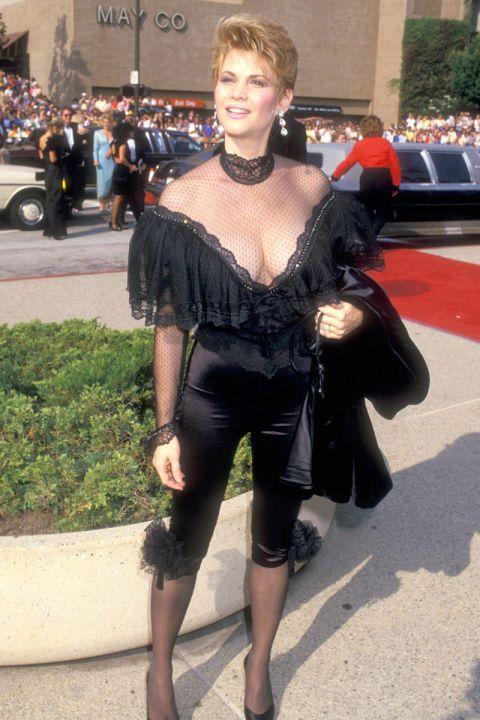 MARKIE POST, 1987