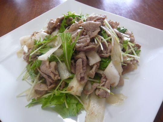 屈指の名コンビ、水菜と豚肉!人気の組み合わせで作るおいしいレシピ10選 #料理好きな人と繋がりたい #日本自炊協会 #Twitter家庭料理部