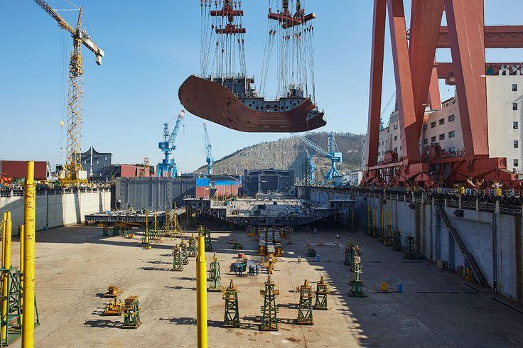 World Largest Shipbuilding time lapse,building time lapse,Time,Lapse,Time-lapse,Timelapse,타임랩스,Ship,Building,Hyundai,Korea,UASC,Ship building,타임,랩스