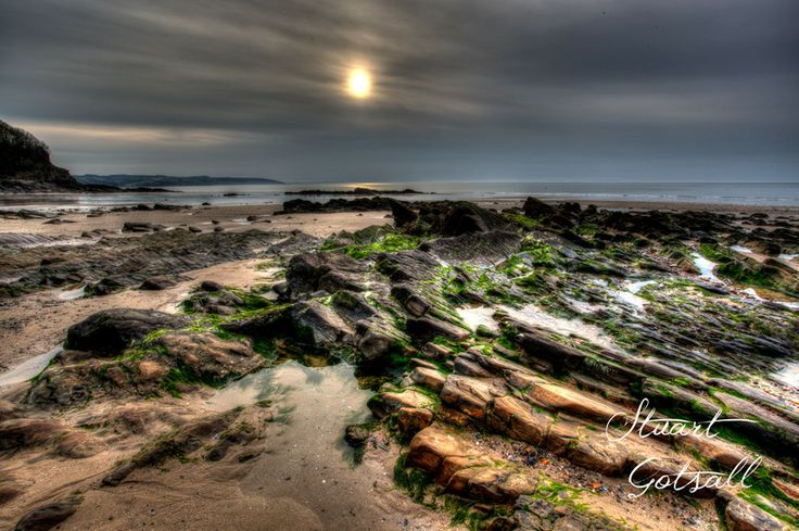 Saunderfoot Beach,V2 by Stuart  Gotsall on 500px