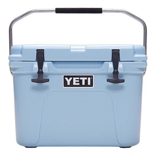 Yeti Roadie Series Cooler Roadie 20 YR20- Small but mighty. Best gift for this summer! #Yeti #Cooler #Fishing #Gear #Blue #Summer #Outdoor #Gift – Justforfishing.myshopify.com