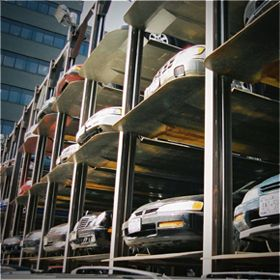 Parking Storage Systems, Commercial Parking Lift Equipment, Hydraulic Car Lift Manufacturer
