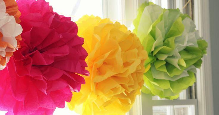De perfecte decoratie voor een feestje tijdens de lente.