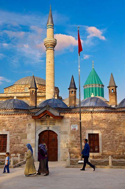 . Konya, Turkey