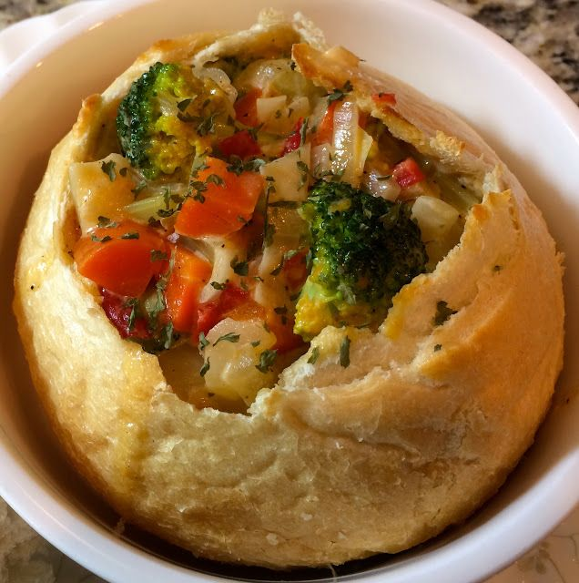 Baked Egg Topping In Bread Bowl: 17 Best Images About Home Chef Subscription Box On