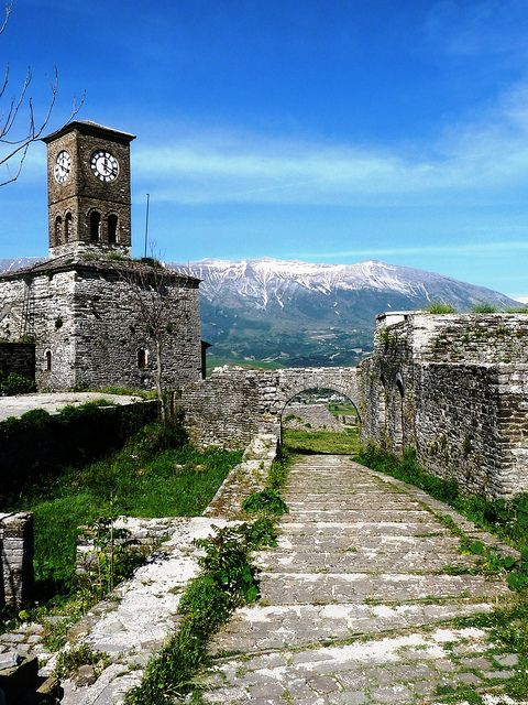 Gjirokastër Castle, Gjirokastër, Albania