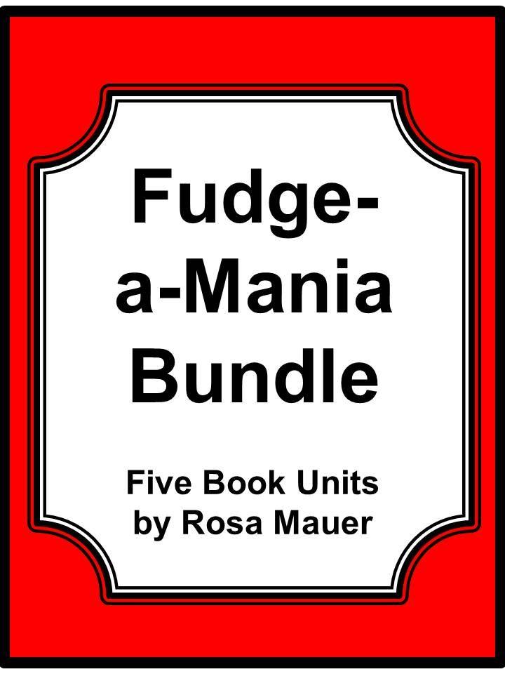 book report on superfudge
