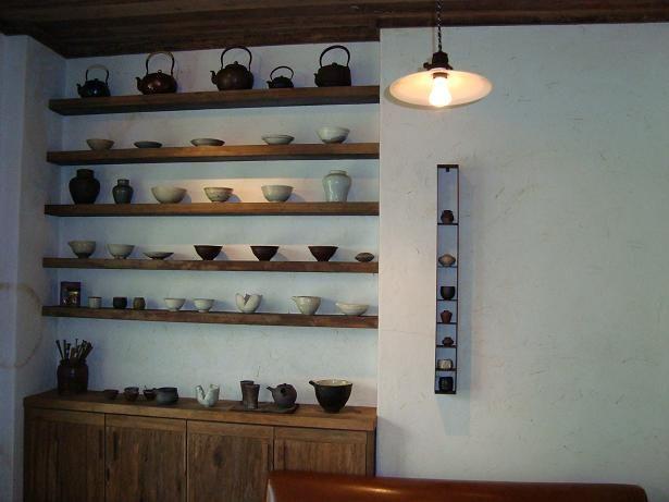 台湾 茶芸館:小慢