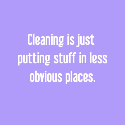 Cleaning Quotes Prepossessing 30 Best Cleaning Quotes Images On Pinterest  Cleaning Quotes