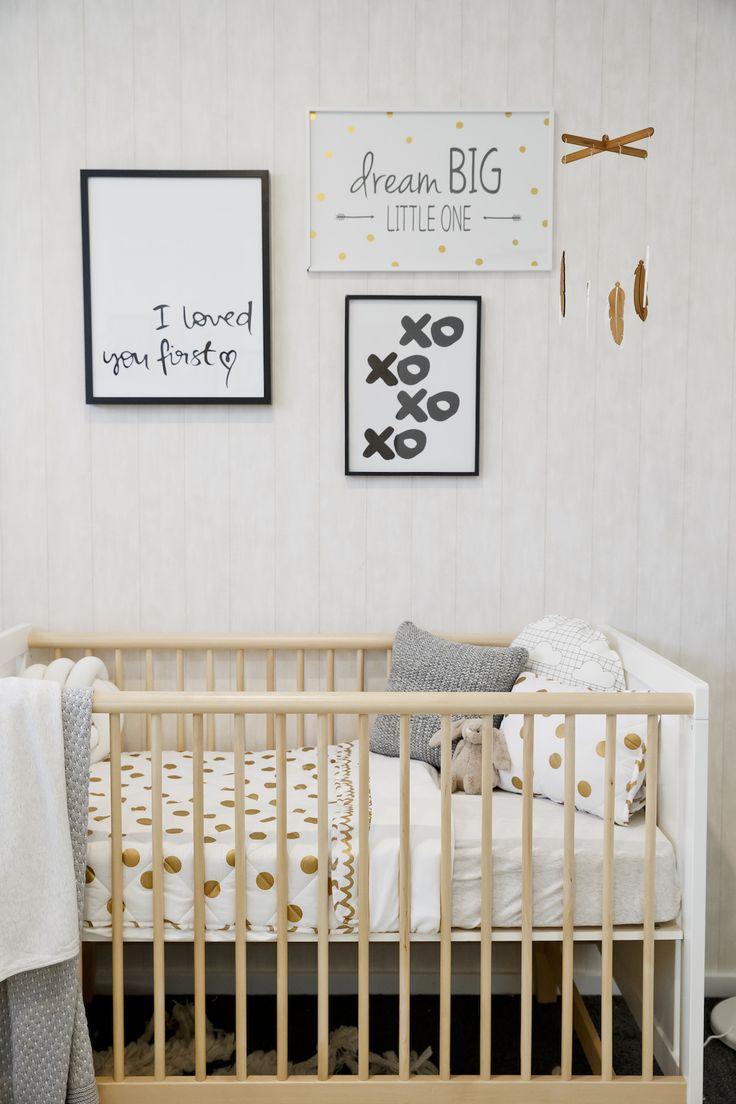 Bec Judd Baby Room Art