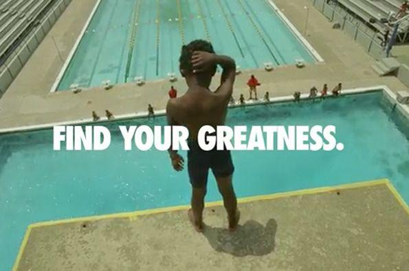 brilliant Nike ad campaign