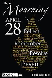 Day of Mourning • April 28, 2015 - Google Search
