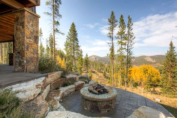 584 Discovery Hill Drive rustic-patio