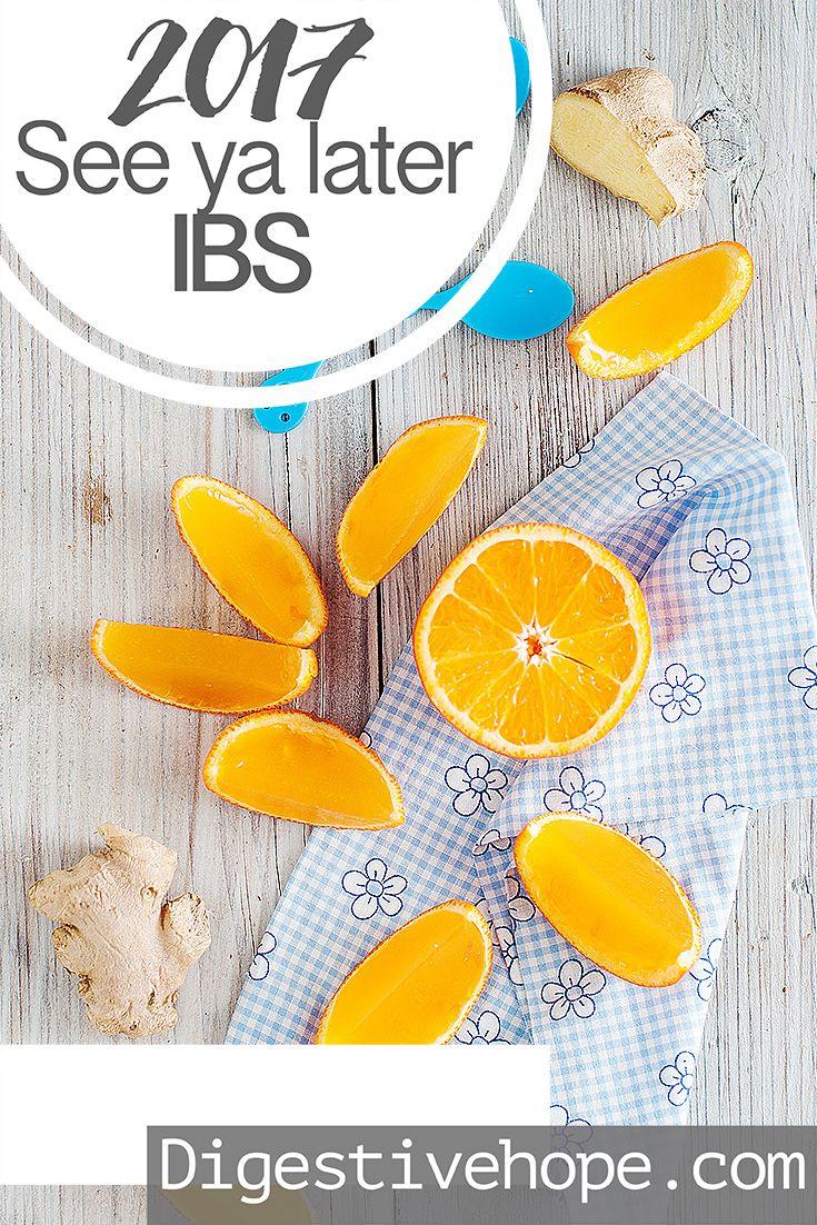 IBS, Crohns, Colitis, Food Intolerances - check out digestivehope.com Orange Probiotic Gummies