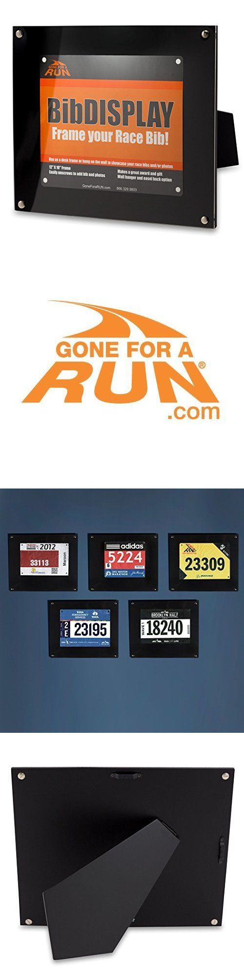 Other Snowmobiling 4847: Runners Race Bib Display Frame Versatile Wall Or Table Display By Gone For A Run -> BUY IT NOW ONLY: $119.99 on eBay!