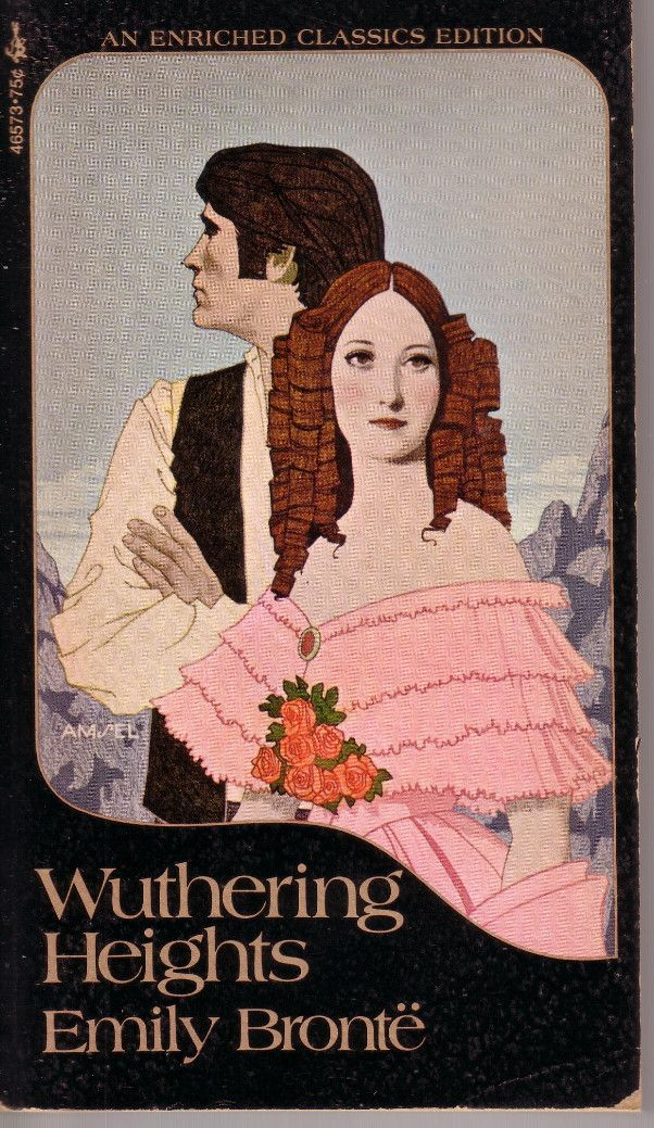 gothic and romantic themes in wuthering heights by emily bronte Gothic fictionwuthering heights has just about all before she wrote wuthering heights, emily brontë composed with her violently romantic plot line and.