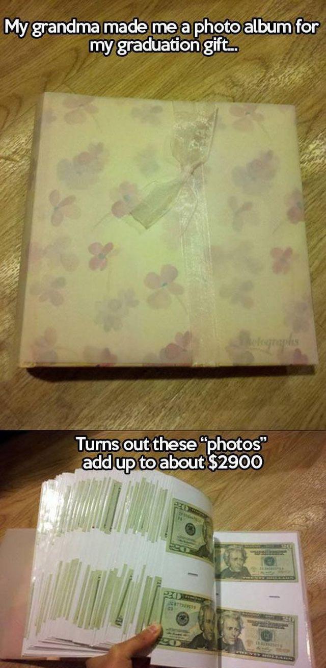 """Ein """"Fotoalbum"""" von Oma geschenkt bekommen ☆ hobia ★ Deine tägliche Portion Internet"""