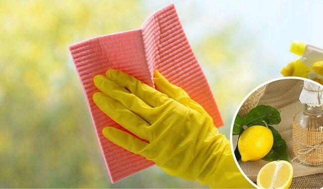 Limpiar las ventanas y cristales de tu hogar