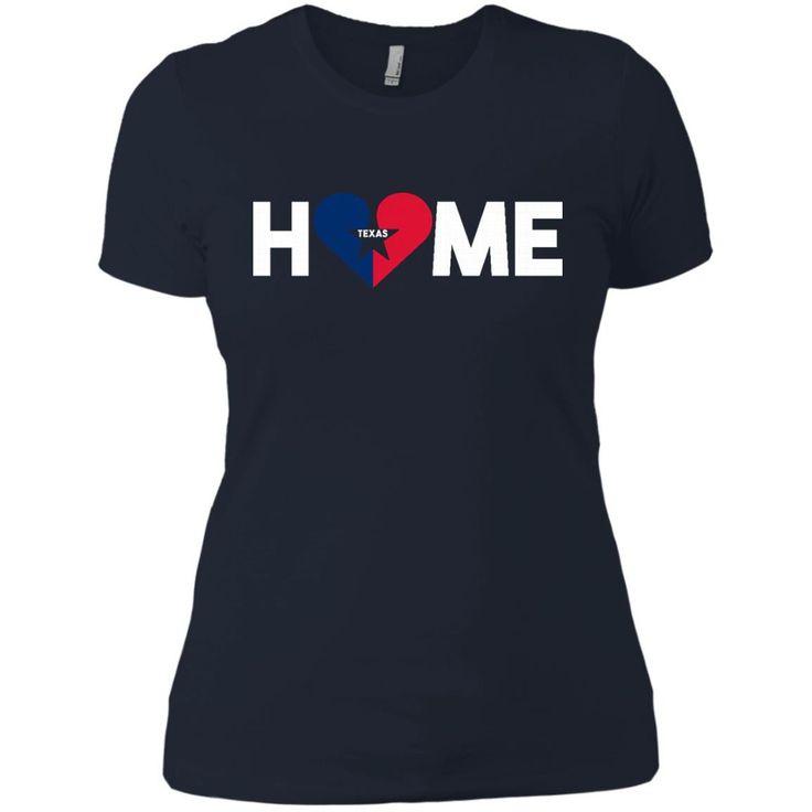 ANC Shirts Texas Home shirt, I love Texas its my Home.