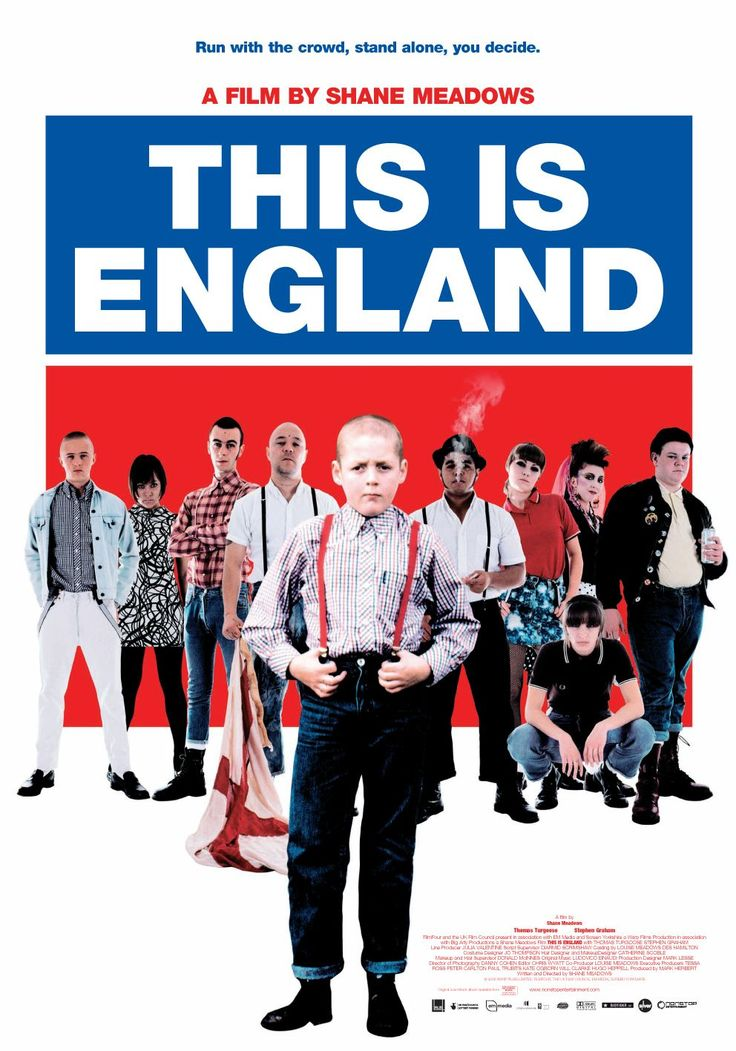 This is England. I love this movie.