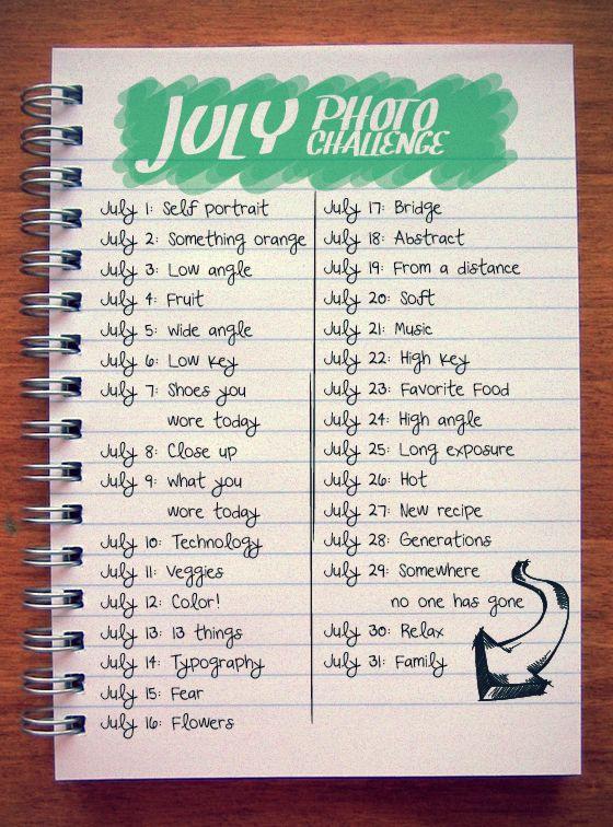 31 Day Photo Challenge #photo, #Challenge,                              …
