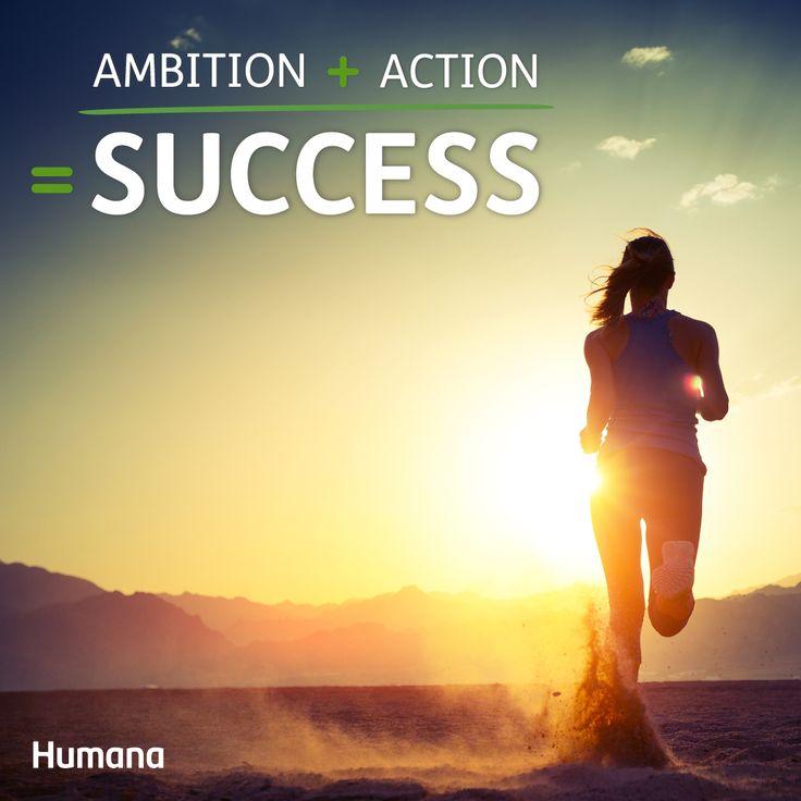 Ambition+Action=Success #Qotd #Quotes #Motivation # ...