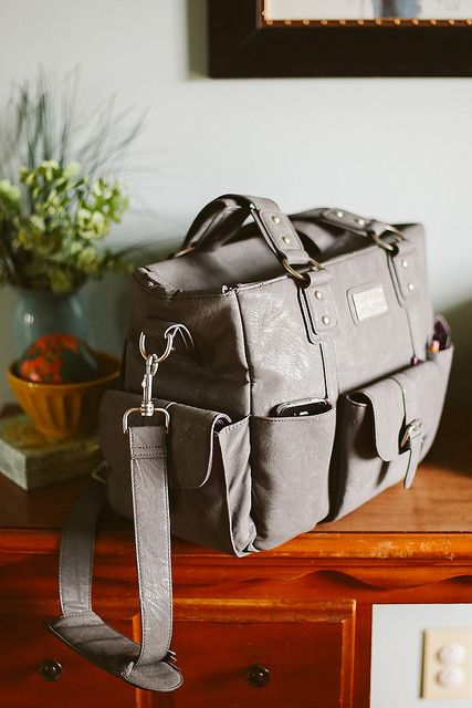 Kelly Moore bags make great diaper bags, photography bags, or travel bags.