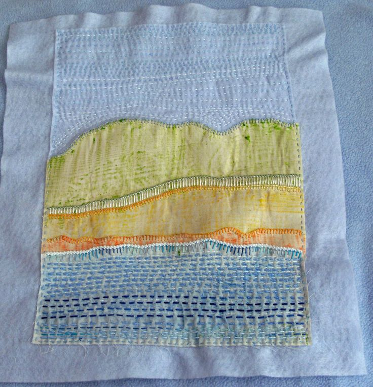 A textile blog belonging to Kay Susan, living in a pleasant coastal town in the South of England.  This blog shows examples of my work in creative embroidery.   Copyright 2007 Kay Susan Warner/SMockerySmArt.    All blog text & images are the property of Kay Susan Warner.