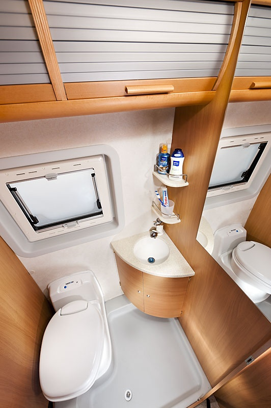 Bathroom Swan Camper Van Swan Interior Pinterest