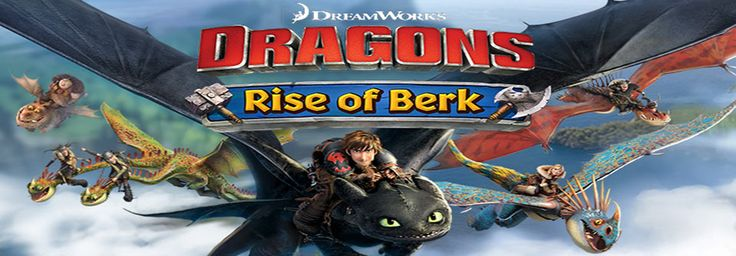 """Exclusive iOS Game """"Dragons: Rise of Berk"""" Now on Android"""