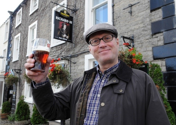 Ade Edmondson  www.yorkshirepost.co.uk