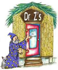 Dr. Z is the zodiac master