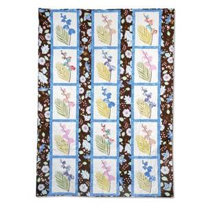 Wild Orchids Quilt by Cheryl Adam.: Ideas, Wild Orchids, Sizzix Die Quilts, Quilts Sizzix, Sizzix Diesquilt, Sizzix Inspiration, Orchids Quilts, Sizzix Dies Quilts, Super Efficiency Quilts